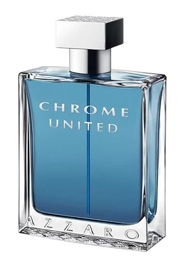 Azzaro Chrome United Edt 200 Ml Erkek Parfümü Renksiz